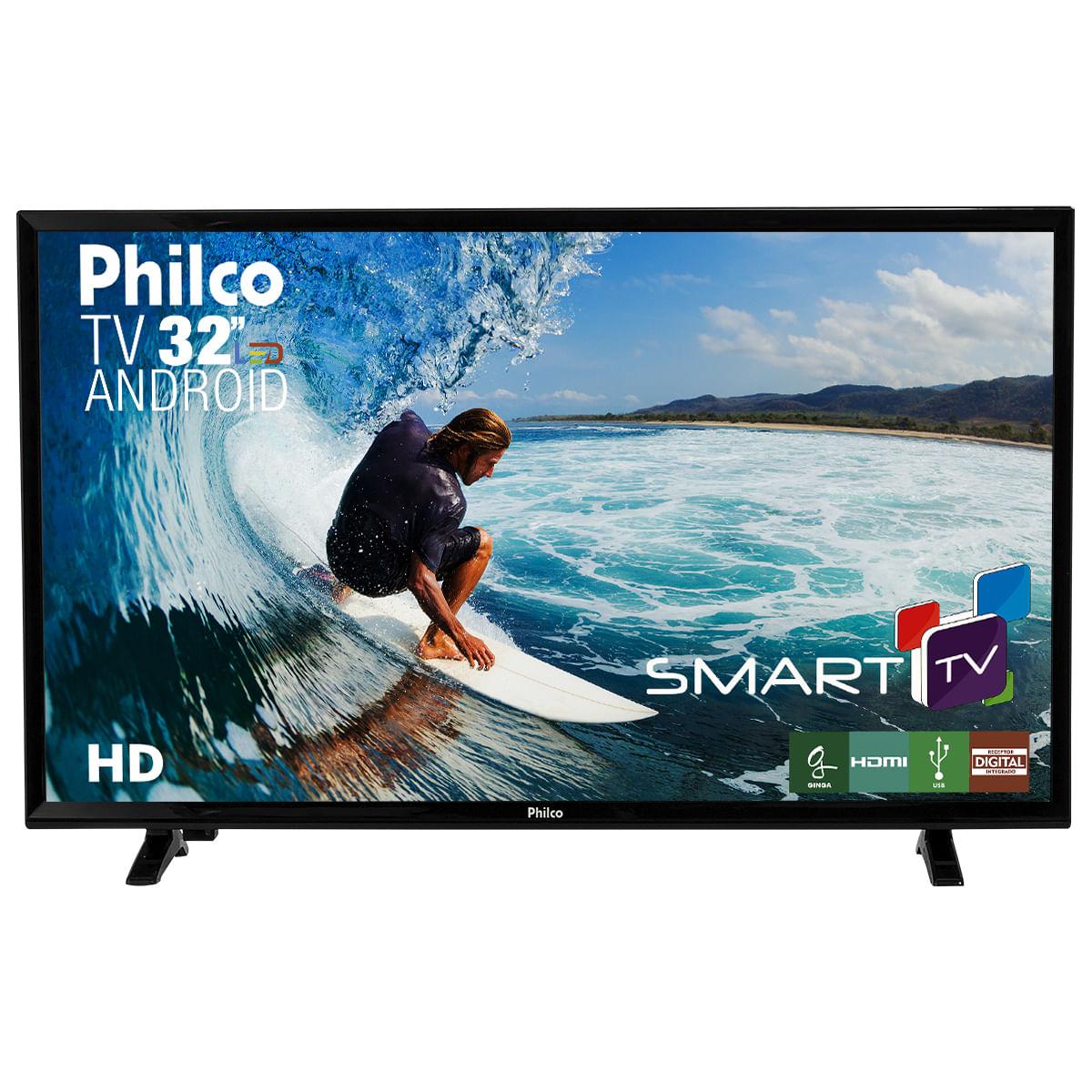 "3450c4751faf4b TV Philco 32"" PH32E20DSGWA Android   Philco - Philco Club"