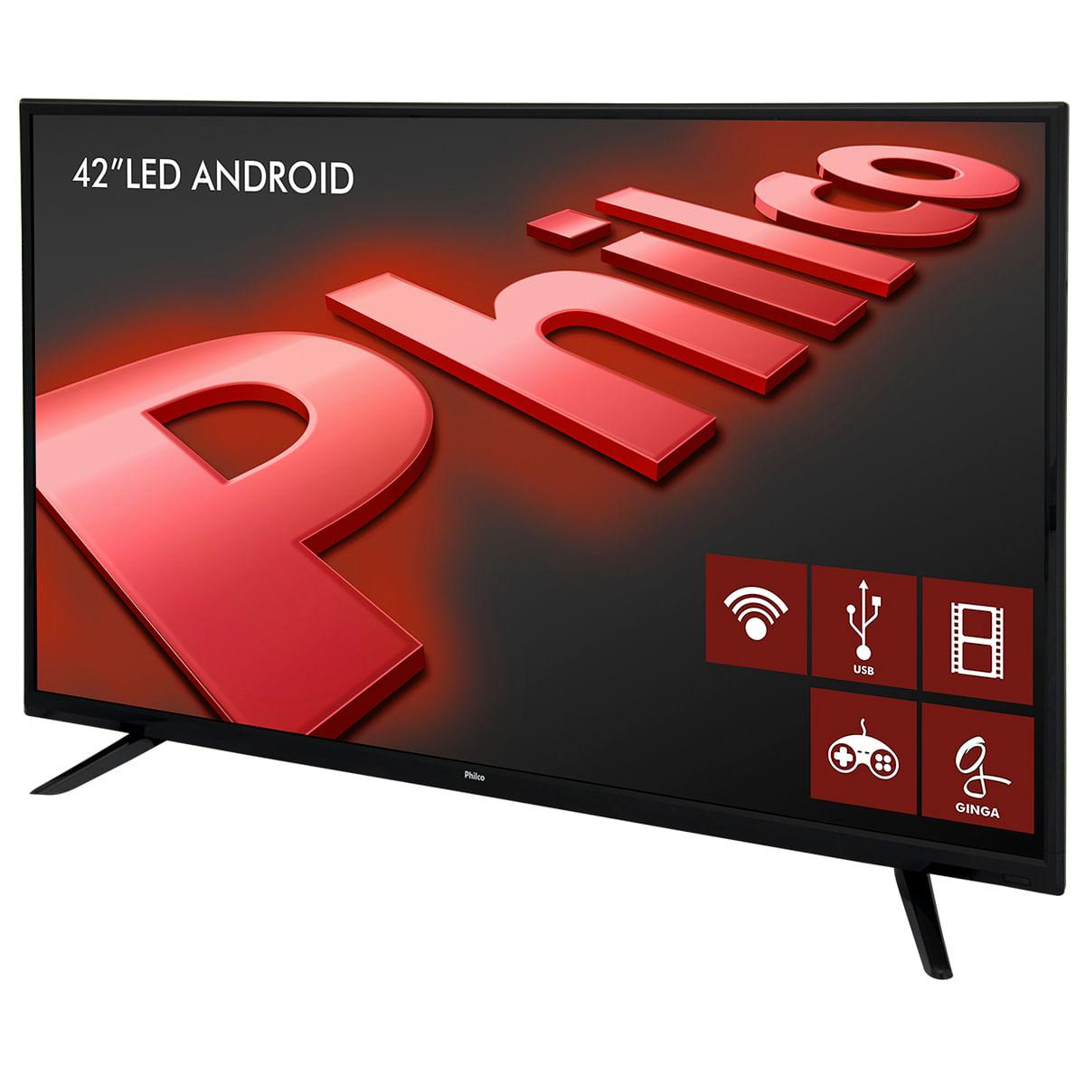 66737b79e TV Led Android 42