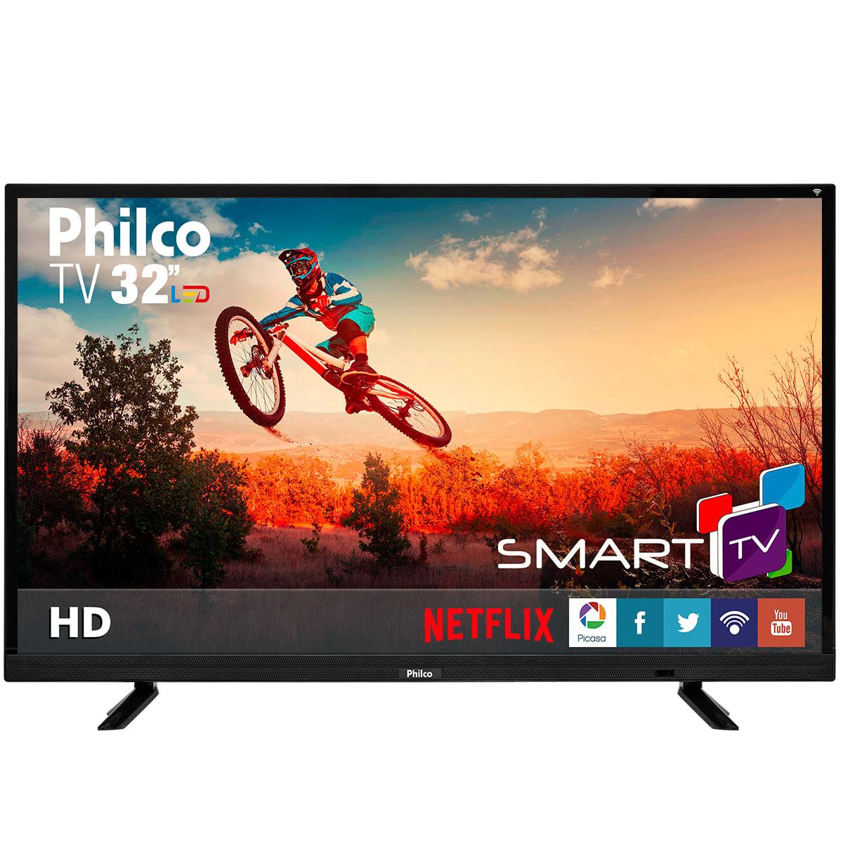 12174e9ea65 TV Philco Led HD 32