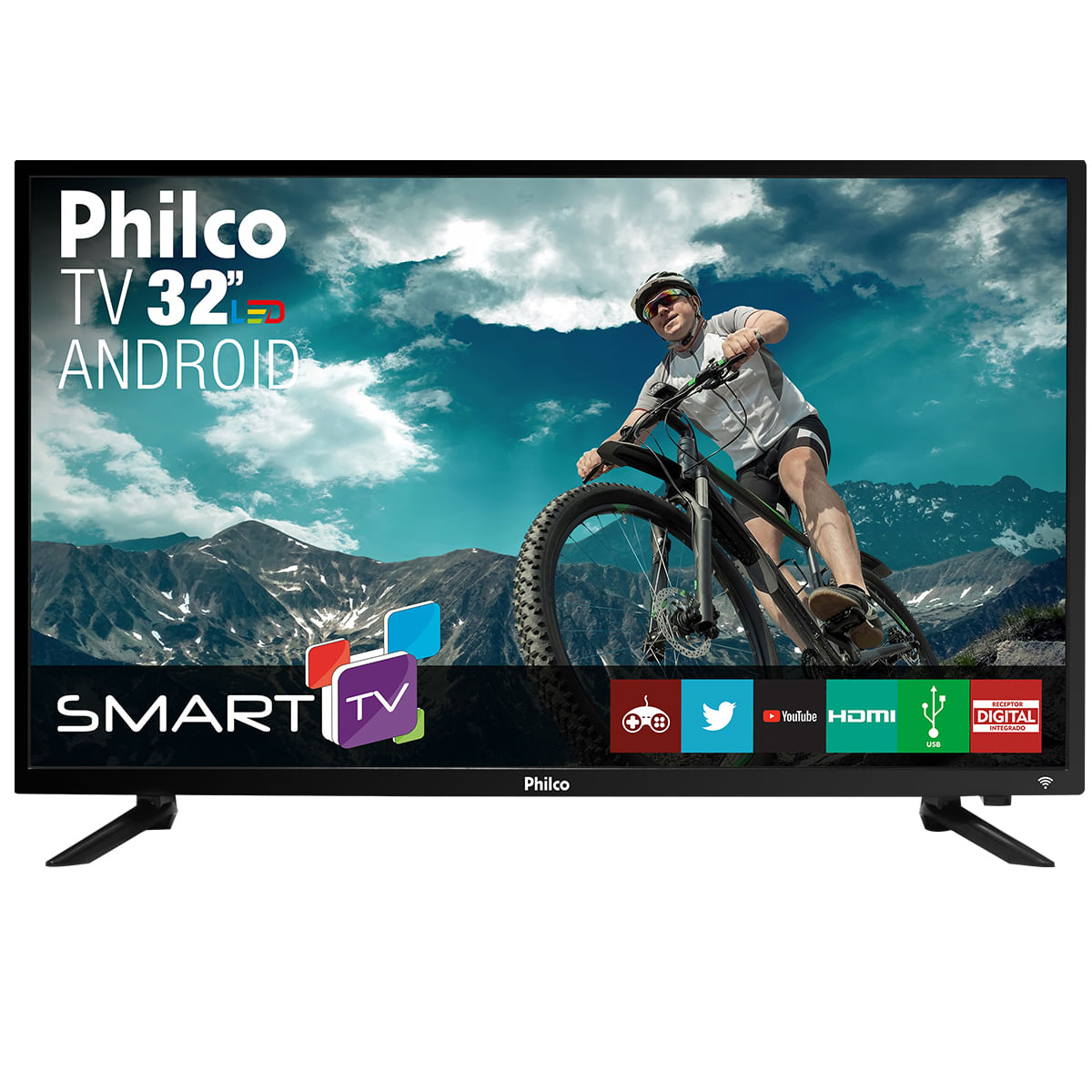 Smart TV Philco Android Led 32