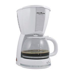 Cafeteira Elétrica Britania Branco 110v - Ncb30