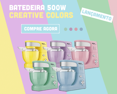 Batedeira - creative color