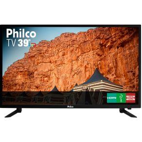 "Tv 39"" Led Philco Hd - Ptv39n87d"