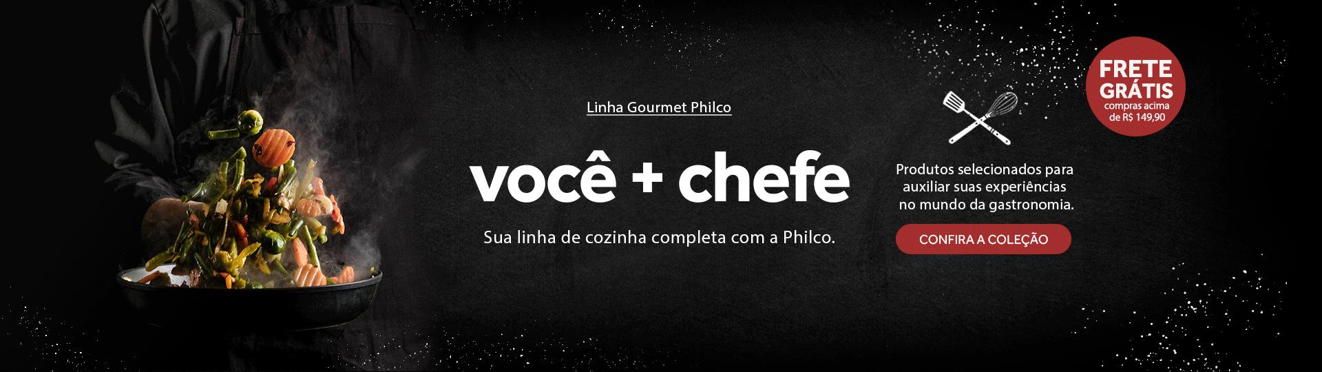 03 - VOCÊ + CHEFE