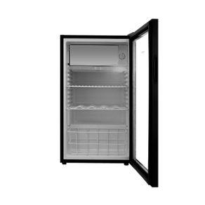 Geladeira/refrigerador 85 Litros 1 Portas Preto - Philco - 110v - Pfg85pg