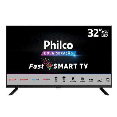 "Smart TV Philco 32"" PTV32G70SBL LED - Netflix Bivolt"