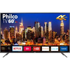 "Tv 60"" Led Philco 4k - Ultra Hd Smart - Ptv60f90dswn"