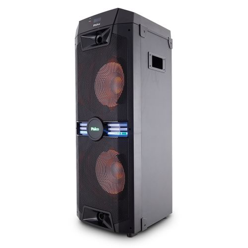 Caixa Acústica Philco Flash Lights EXBass PCX18000 Bivolt