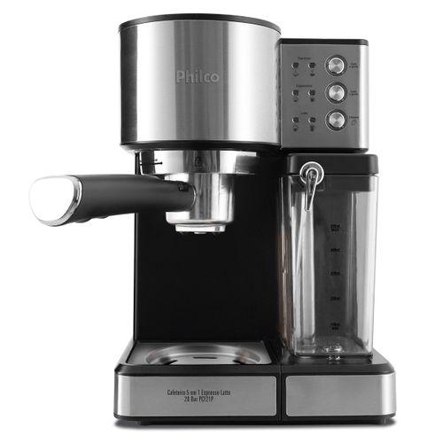 Cafeteira Philco Espresso Latte 5 em 1 20 BAR PCF21P 127V