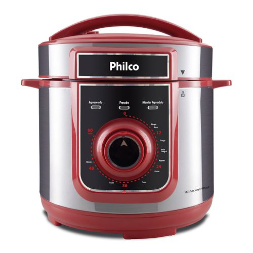 Panela de Pressão Philco PPP04VI Multifuncional 4 litros 127V