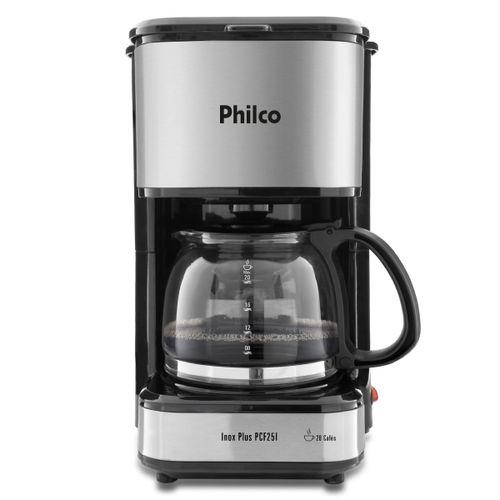 Cafeteria Philco Inox Plus PCF25I 20 cafés 127V