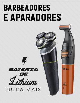 Banner Half 5 - Barbeadores e Aparadores
