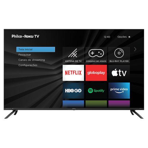 Fast Smart TV Philco Roku 50