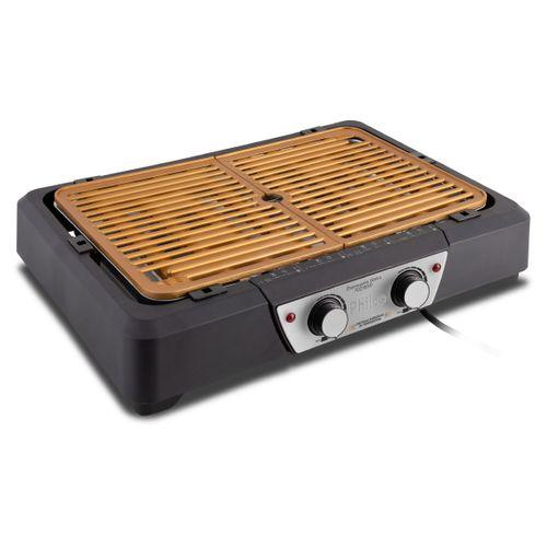 Churrasqueira Elétrica Philco PCQ1800D Maxx Gold 1800W 127V