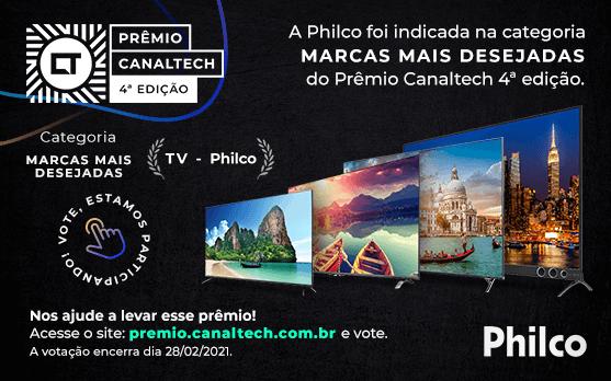 Banner Full 1 - Premiação Philco
