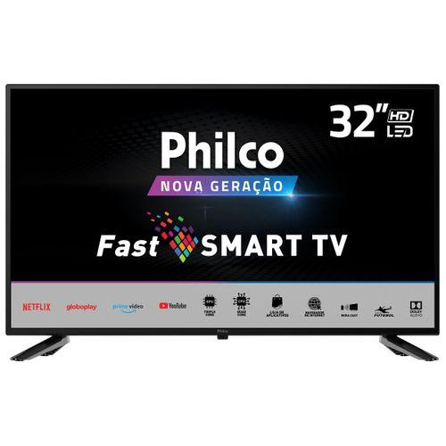 "Smart TV Philco 32"" PTV32N5SE10H D-LED Netflix Bivolt"