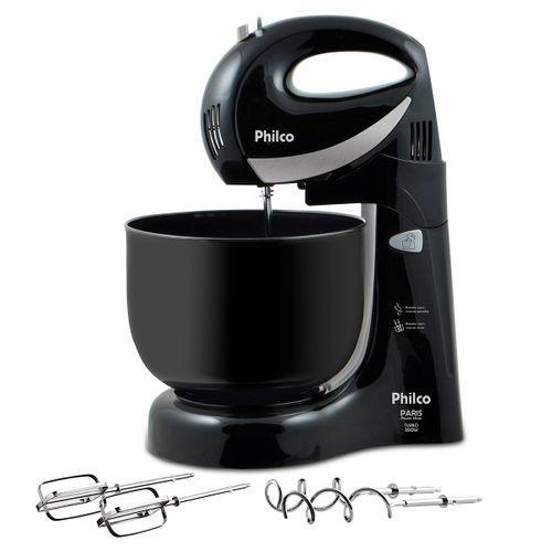 Batedeira Philco Paris Power Mixer Turbo Portátil 350W 127V